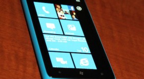 Nokia Lumia 900 hands on