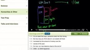 Khan Academy releases iPad app