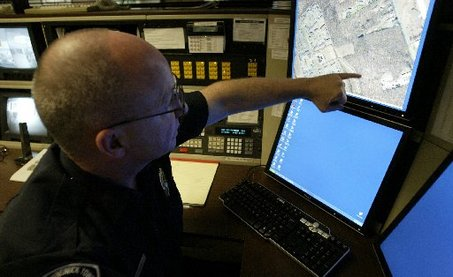 Police Phone Tracking